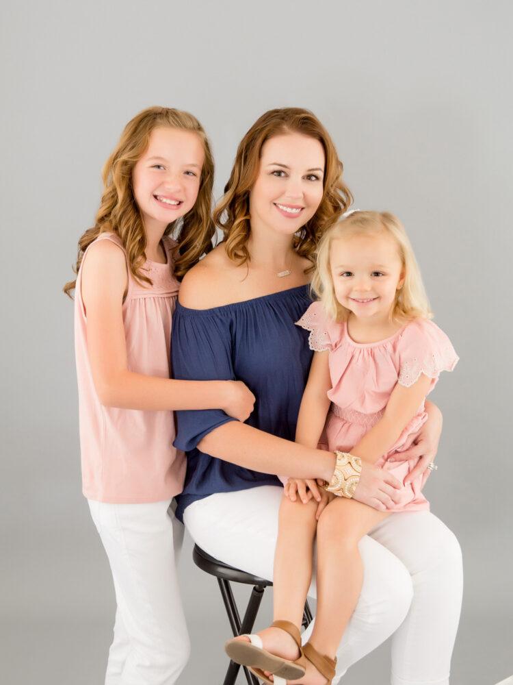 family portraits kalamazoo studio and on-location
